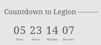 Blizzard Watch Countdown to Legion Gizmo